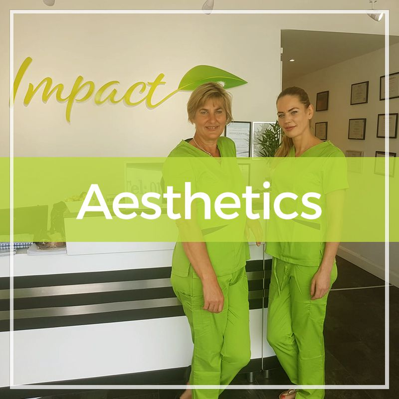 Impact Beauty and Aesthetics Services Link