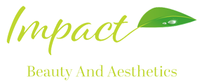 Impact Beauty and Aesthetics Salon Logo