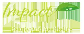 Impact Beauty and Aesthetics Salon Logo