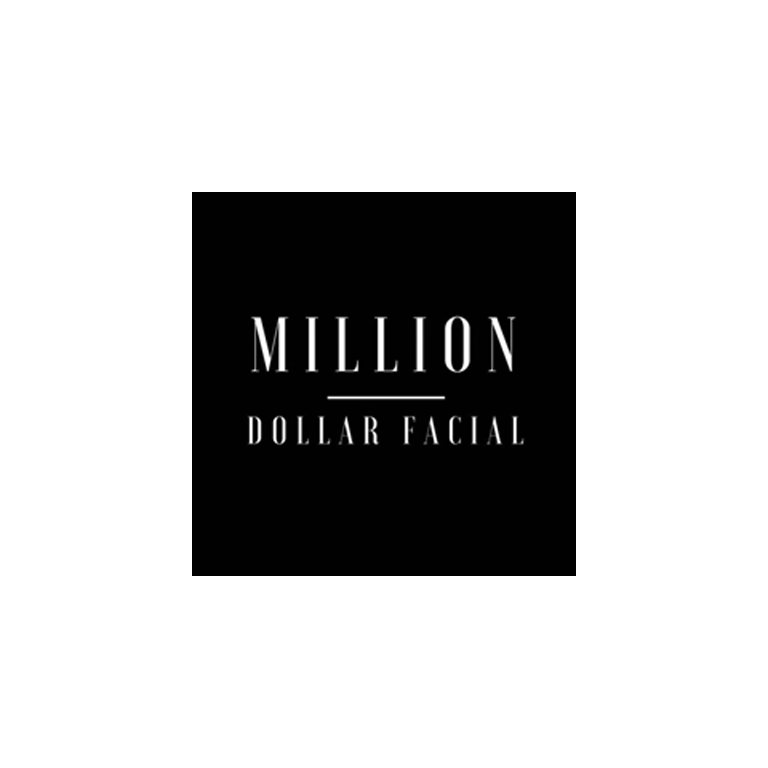 Million Dollar Facial Logo