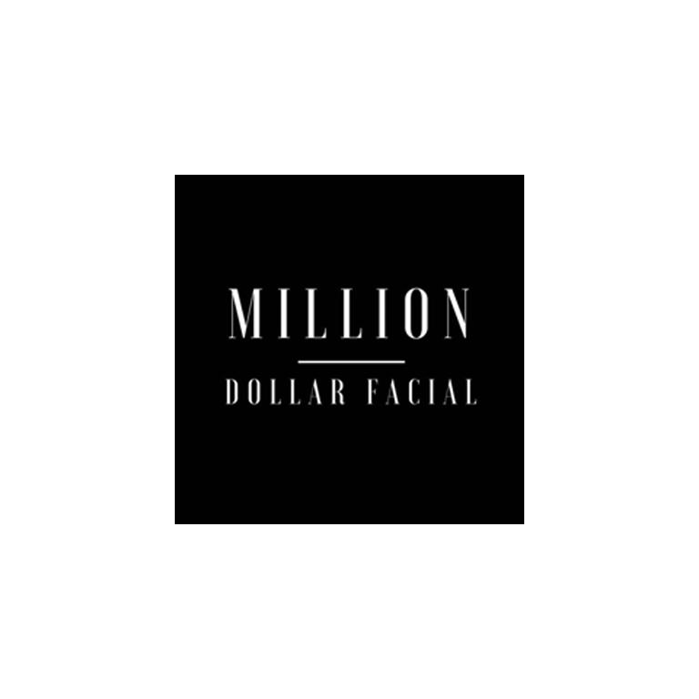 Million Dollar Facial Logo