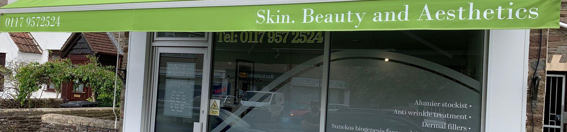 Impact Beauty and Aesthetics Salon Slide