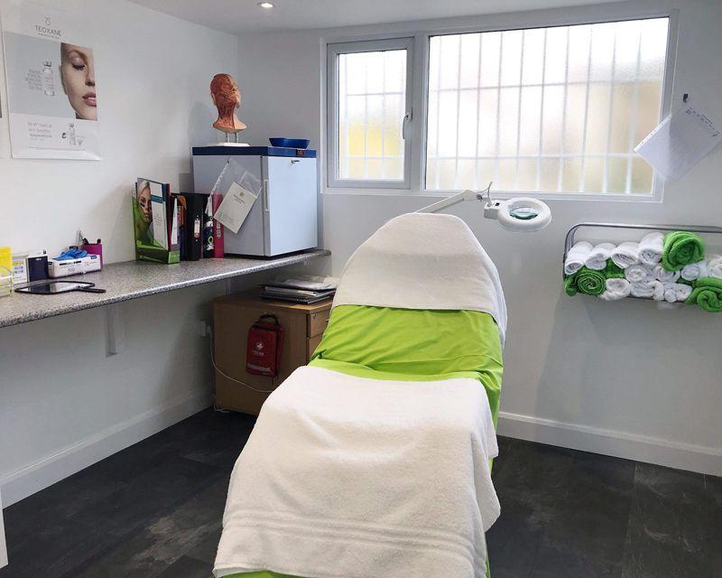 Impact Beauty and Aesthetics Salon Mobile Slide
